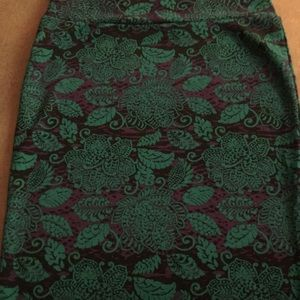 LulaRoe Cassie Skirt size 3x